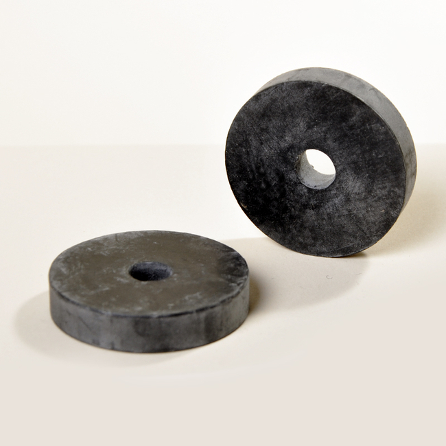 Body Mounts- Solid Rubber