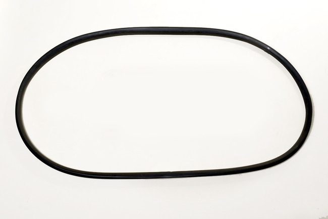 990077-WS  1950-1956 'L' 'R' 'S' Series Truck SINGLE Rear Window Gasket (Sold Individually)