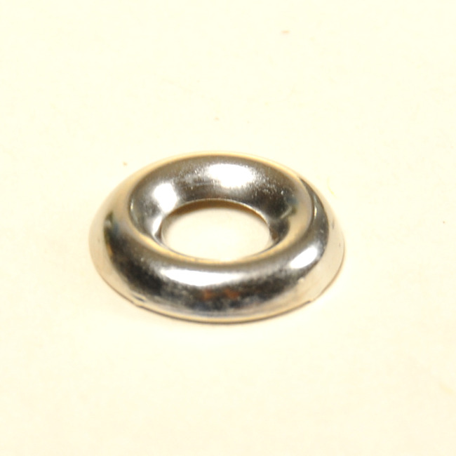 #10 Countersunk Type Nickel On Brass Washer (Package of 100)